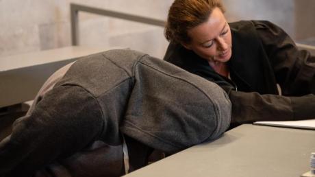 Das Landgericht Ansbach hat den 31-jährigen Angeklagten wegen vierfachen Mordes verurteilt. Foto: Nicolas Armer