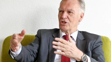 Jörg Ziercke ist seit September 2018 Chef der Opferhilfsorganisation Weißer Ring.