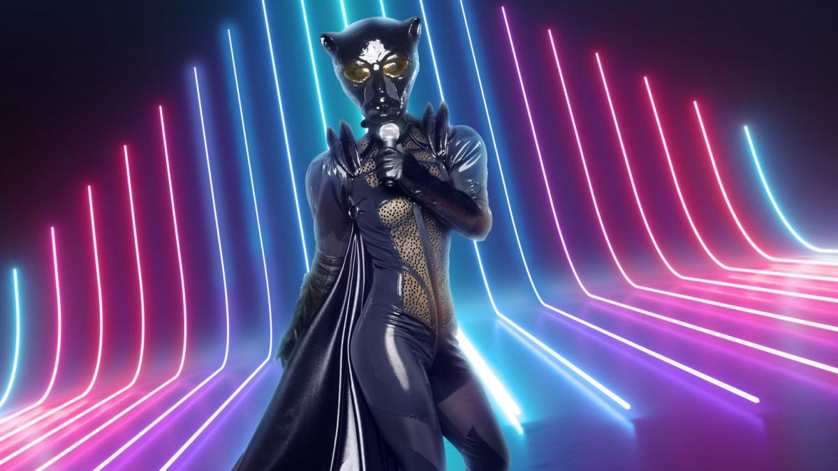 Masked Singer Panther