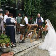 Hochzeit Steffi und Stephan
