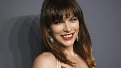 Milla Jovovich wird wieder Mutter.