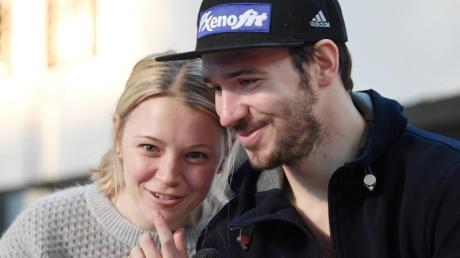 Felix und Miriam Neureuther sind zum zweiten Mal Eltern geworden.