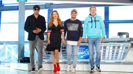 Die Jury von DSDS 2020