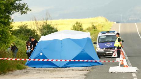 21. Juni 2018: Eine Woche nach ihrem Verschwinden wird die Studentin Sophia Lösche tot in einem Straßengraben in Nordspanien gefunden.