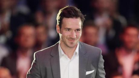 Felix Neureuther ist für «Den Moment des Jahres» geehrt worden.