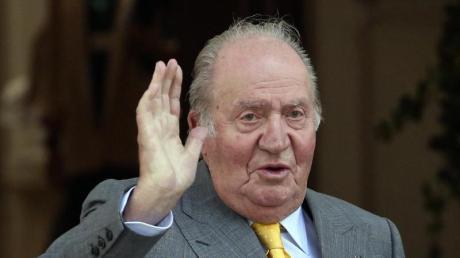 Juan Carlos werden derzeit mehrere Auszeichnungen aberkannt.