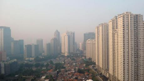 2024 sollen Regierung und Parlament aus Jakarta in die Nähe der Stadt Balikpapan im Osten von Borneo umziehen.