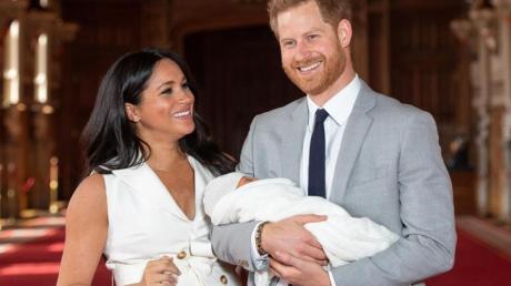 Prinz Harry will auf einen offiziellen Besuch in Südafrika Ehefrau Meghan und Sohn Archie mitnehmen. Foto: Dominic Lipinski/PA Wire