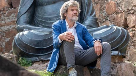 Reinhold Messner hat die Grenzen des Alpinismus bis heute verschoben.