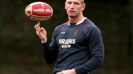 Gareth Thomas, früherer Rugby-Star, geht offen mit seiner Homosexualität und seine HIV-Infektion um. Foto: Anthony Devlin
