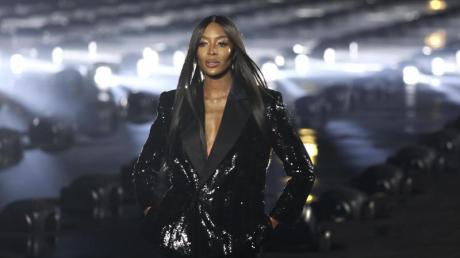 Ikone mit Allüren: Naomi Campbell feiert ihren 50. Geburtstag.