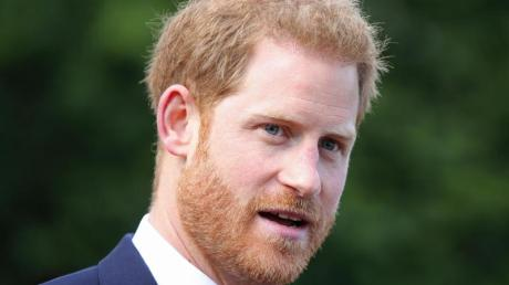 Prinz Harry hat Klage gegen zwei britische Zeitungsverlage eingereicht.. Foto: Chris Jackson/PA Wire/dpa