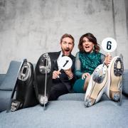 """""""Dancing on Ice"""", Folge 5 am 6.12.19: Marlene Lufen und Daniel Boschmann führen durch die Sendung. Die Vorschau lesen Sie hier."""