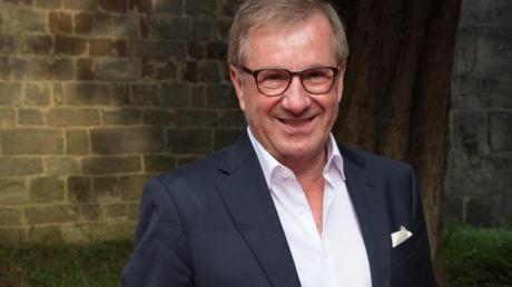 Jan Hofer, Moderator und «Tagesschau»-Sprecher, wird immer wieder Ziel von Beschimpfungen und Drohungen.