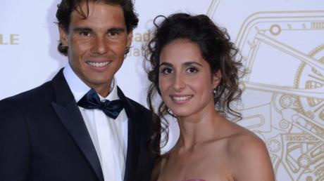 Rafael Nadal und María Francisca Perelló haben Ja gesagt.