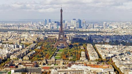 Schon schön, dieses Paris: Die französische Hauptstadt mit ihren 2,2 Millionen Einwohnern braucht mehr Platz.