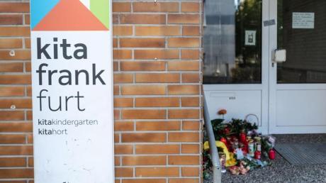 Die Stadt hatte erklärt, eine Sicherheitsbegehung des Kita-Gebäudes sei zu dem Ergebnis gekommen, «dass der Betrieb des Kinderzentrums wieder aufgenommen werden könnte». Foto: Frank Rumpenhorst/dpa