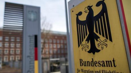 Das Bundesamt für Migration und Flüchtlinge in Nürnberg.