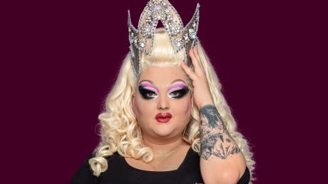 """Folge 2 von """"Queen of Drags"""": Am 21.11.19 musste Samantha Gold die Sendung verlassen."""