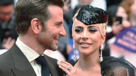 Lady Gaga und Bradley Cooper waren als angebliches Liebespaar perfekt.