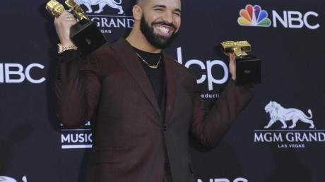 Drake hat ein «Wellnessunternehmen» gegründet. Foto: Richard Shotwell/Invision/dpa
