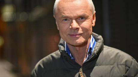 Jürgen Domian ist mit einer Talkshow ins WDR-Fernsehen zurückgekehrt. Foto: Henning Kaiser/dpa