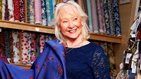 Angela Kelly ist seit 25 Jahren Ankleidefrau der Queen.