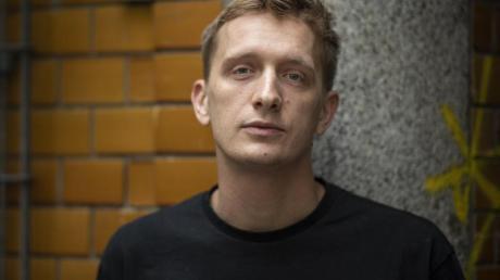 Felix Kummer verteidigt die Hip-Hop-Kultur. Foto: Fabian Sommer/dpa