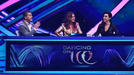 """""""Dancing on Ice"""" 2019 live im TV und Stream - heute mit Folge 5. Die Infos zur Übertragung gibt es hier."""
