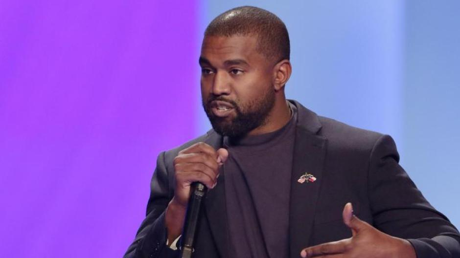 Us Rapper Kanye West Will Us Prasident Werden Idee Kam Unter Der Dusche Augsburger Allgemeine