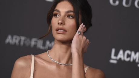 Camila Morrone bei der LACMA Art and Film Gala 2019 in Los Angeles.