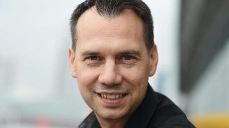 Autor Sebastian Fitzek ist frisch verliebt.