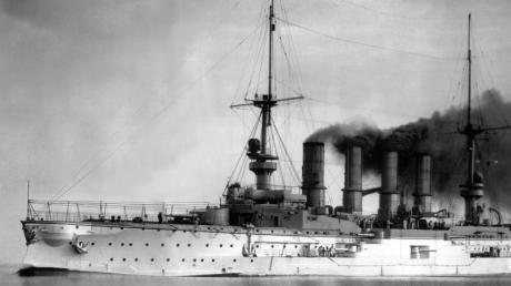 Britische Forscher haben eigenen Angaben zufolge den im Ersten Weltkrieg versenkten deutschen Panzerkreuzer «SMS Scharnhorst» im Südatlantik entdeckt.