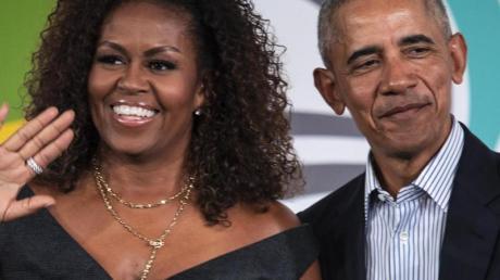 Barack Obama, ehemaliger Präsident der USA, und die ehemalige First Lady Michelle Obama sollen eine Stranvilla auf Martha's Vineyard gekauft haben.
