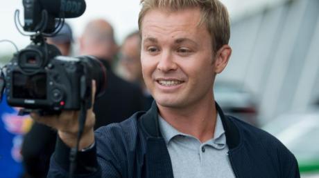 Nico Rosberg hat einen neuen Job.