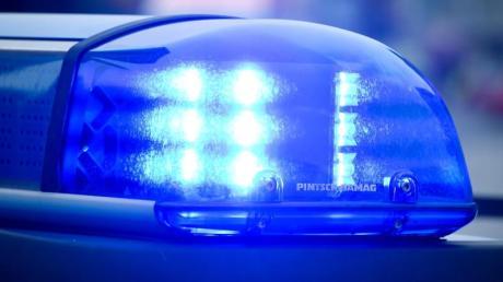 Eine Polizeistreif stoppte einen Autofahrer unter Drogeneinfluss.