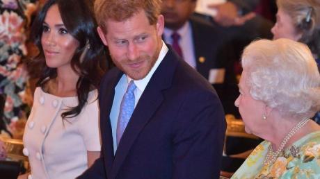 Zuletzt nahmen Prinz Harry und Herzogin Meghan immer seltener  an Terminen der Royalen Familie teil. Die beiden wollen sich zurückziehen und mehr Zeit in Nordamerika verbringen.
