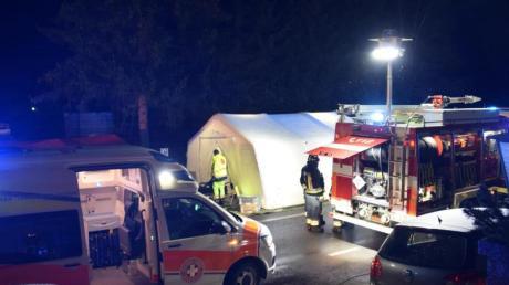 Elf Menschen seien verletzt worden, vier davon schwerst.