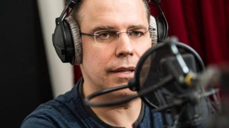 Heiko Grauel wurde in einem Casting als neue Stimme für die Durchsagen in deutschen Bahnhöfen ausgewählt.
