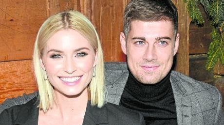 Lena Gerckes neuer Freund und Vater des Kindes heißt Dustin Schöne.