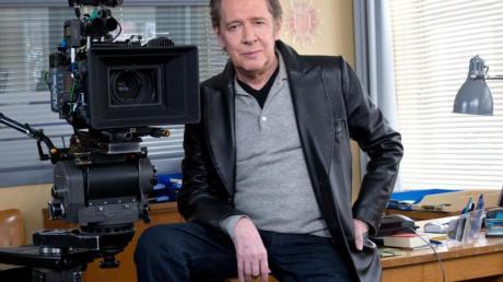Der Schauspieler Jan Fedder 2015 bei Dreharbeiten zur ARD-Serie «Großstadtrevier». Er ist im Dezember 2019 im Alter von 64 Jahren gestroben.