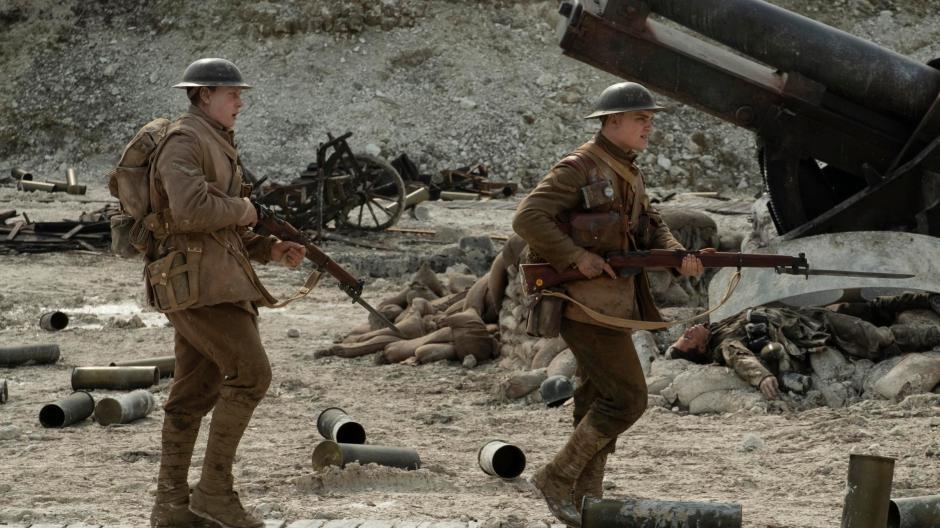 Trailer und Kritik: Neu im Kino: 1917 erzählt den 1