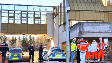 Die Messerattacke im Jobcenter von Rottweil war vom mutmaßlichen Täter im Internet angekündigt worden.