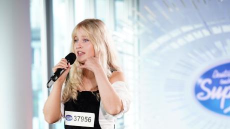 Heute DSDS 2020: Übertragung, Sendetermine, Live-TV, Stream, Jury - alle Infos. Im Bild: Gina Christin Scharrelmann.