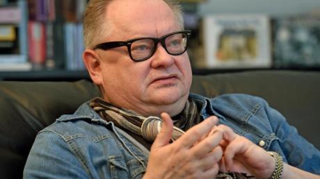 Heinz Rudolf Kunze wird bald als Mordverdächtiger im Stuttgart-«Tatort» zu sehen sein.