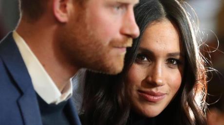 Der britische Prinz Harry und seine Frau, Herzogin Meghan, werden sich nicht länger «Königliche Hoheit» nennen.