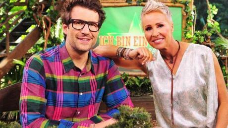 Bekannte Gesichter: Sonja Zietlow und Daniel Hartwich moderieren die RTL-Show «Ich bin ein Star - Holt mich hier raus!».