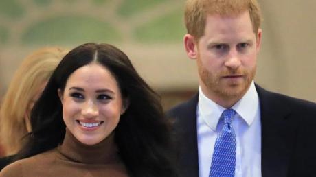 Harry und Meghan halten sich zusammen in Kanada auf.