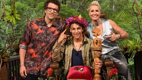 Dschungelcamp 2020: Prince Damien ist der neue Dschungelkönig. Die News zur Sendung.