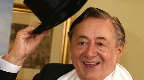 Diesmal scheint's zu klappen: Richard Lugner muss nicht allein zum Opernball.